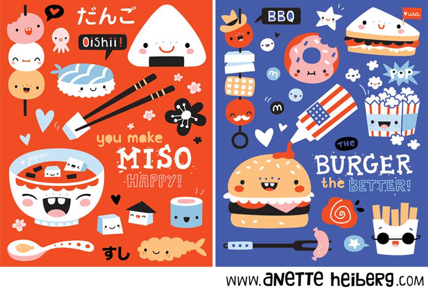 Japan & USA