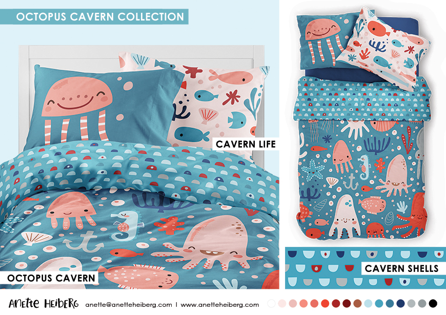 Pattern collection: Octopus Cavern