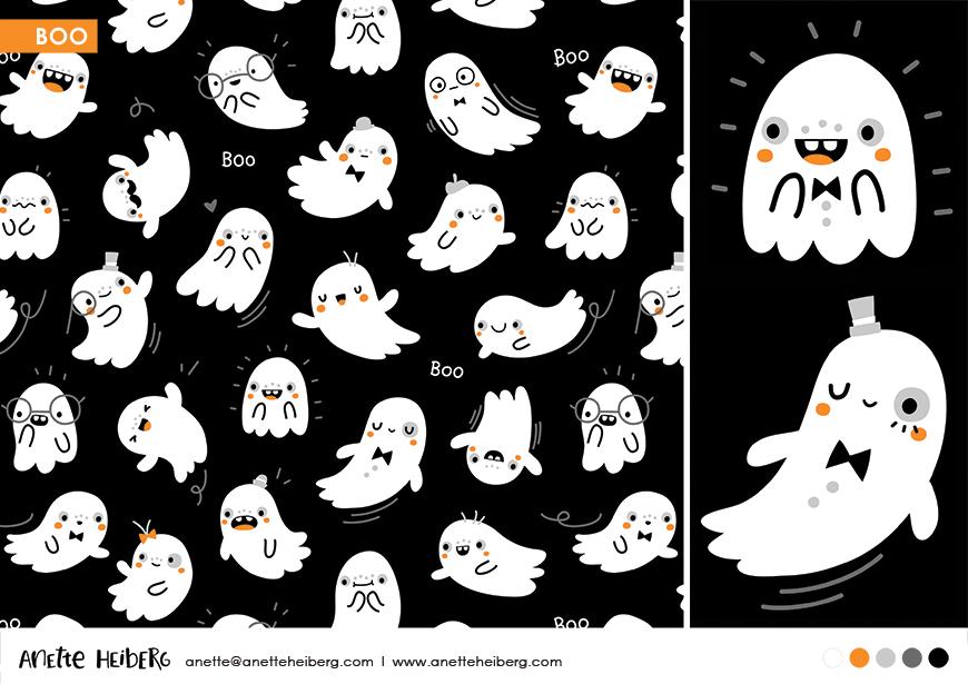 Pattern: Boo
